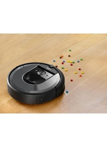 iRobot Irobot Roomba I7+ Wifi Şarj Istasyonlu Akıllı Robot Süpürge Siyah